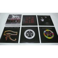 SISTERS OF MERCY - ORIGINAL ALBUM SERIES 5CD BOX
