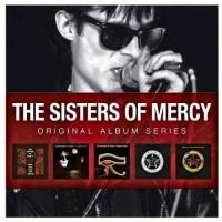 SISTERS OF MERCY - ORIGINAL ALBUM SERIES 5CD