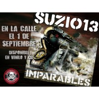 SUZIO 13 IMPARABLES LP POTENCIAL HARDCORE