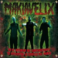 MAKIAVELIX - EN EL INTERIOR DEL SUBCONSCIENTE SE ENCUENTRA LA SEMILLA DEL DIABLO CD