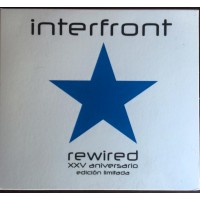 INTERFRONT - REWIRED [XXV ANIVERSARIO LIMITED EDITION] DIGICD