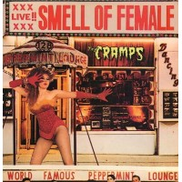 THE CRAMPS - SMELL OF FEMALE [LIMITED] LP
