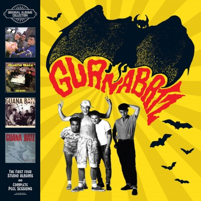 GUANA BATZ - ORIGINAL ALBUMS 4CD BOX