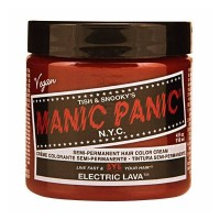 SEMI PERMANENT HAIR DYE - ELECTRIC LAVA