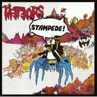 THE METEORS STAMPEDE [LIMITED] LP let them eat vinyl