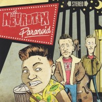 THE NEVROTIX - PARANOID CD