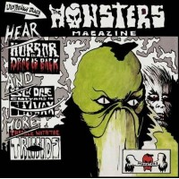 THE MONSTERS - THE HUNCH LP + CD
