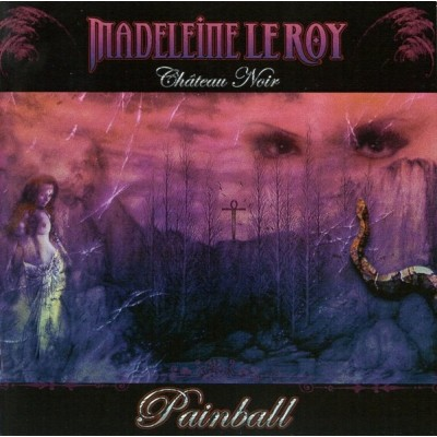MADELEINE LE ROY - CHATEAU NOIR - PAINBALL CD