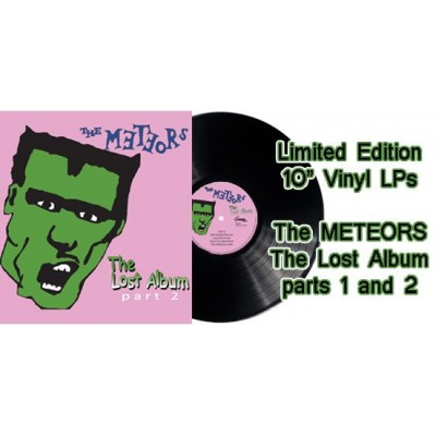 THE METEORS - LOST ALBUM PART 1 [LIMITED] LP
