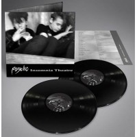 PSYCHE - IMSOMNIA THEATRE [LIMITED BLACK] 2LP