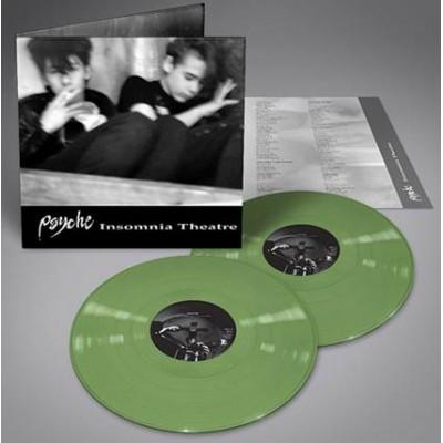 PSYCHE - IMSOMNIA THEATRE [LIMITED GREEN] 2LP ARTOFFACT