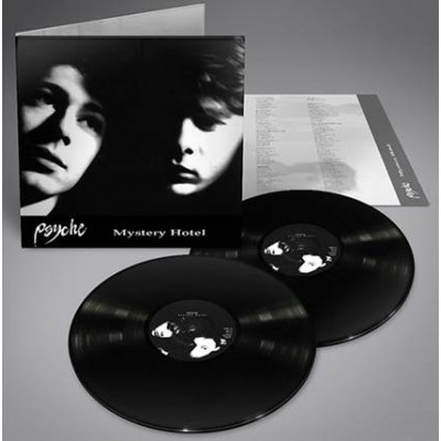 PSYCHE - MYSTERY HOTEL [LIMITED BLACK] 2LP