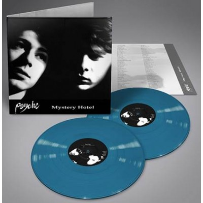 PSYCHE - MYSTERY HOTEL [LIMITED BLUE] 2LP