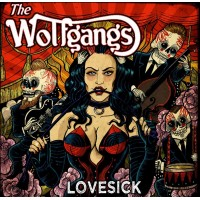 THE WOLFGANGS - LOVESICK CD