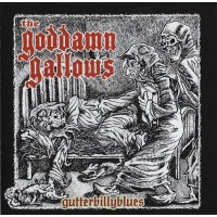THE GODDAM GALLOWS - GUTTERBILLY BLUES CD
