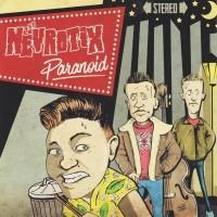THE NEVROTIX - PARANOID LP