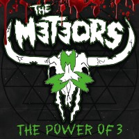 THE METEORS - THE POWER OF 3 DIGICD