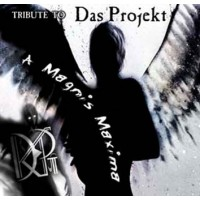 VA – A MAGNIS MAXIMA [TRIBUTE TO DAS PROJEKT] CD