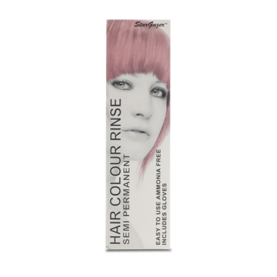SEMI PERMANENT HAIR DYE - BABY PINK