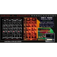 "DANIEL B. PROTHÈSE - ÜBERLASTUNG [DELUXE ANNIVERSARY LIMITED BOX] LP+7""+2CDBOX"