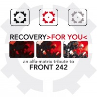 V/A - RECOVERY FOR YOU - TRIBUTE TO FRONT 242 2CD alfa matrix