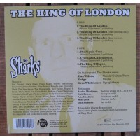 "THE SHARKS - THE KING OF LONDON [LIMITED] 10"" western star"