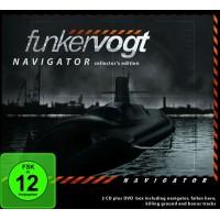 FUNKER VOGT - NAVIGATOR [COLLECTOR´S EDITION] DIGI2CD + DVD