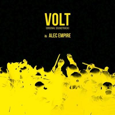 ALEC EMPIRE - VOLT (O.S.T) [LIMITED] 2LP