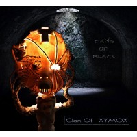 CLAN OF XYMOX - DAYS OF BLACK DIGICD