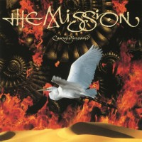 THE MISSION - CARVED IN SAND LP