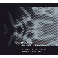 UNDERVIEWER – WONDERS & MONSTERS [2ND EDITION] DIGICD