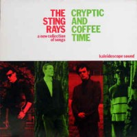 THE STING-RAYS - CRYPTIC AND COFFE TIME LP