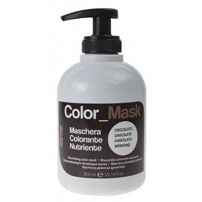 MASCARILLA COLORANTE - CHOCOLATE