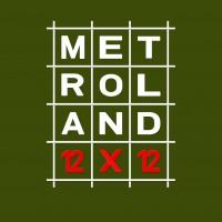 METROLAND - 12 X 12 4CDBOX