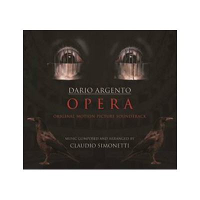 CLAUDIO SIMONETTI – OPERA O.S.T. [30TH ANNIVERSARY EDITION] DIGICD