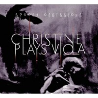 CHRISTINE PLAYS VIOLA - SPOOKY OBSESSIONS [LIMITED] LP manic depression