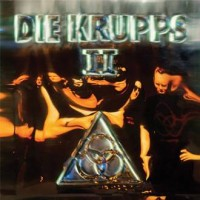 DIE KRUPPS - II - THE FINAL OPTION [BLACK] 2LP