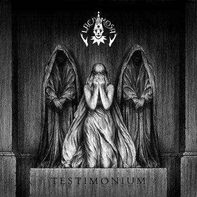 LACRIMOSA - TESTIMONIUM DIGICD