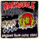 BATMOBILE - AMAZONS FROM OUTER SPACE CD