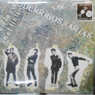 DERRIBOS ARIAS - EN LA GUÍA EN EL LISTÍN LP + CD