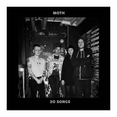 MOTH - 20 SONGS [LIMITED] DIGICD