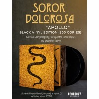 SOROR DOLOROSA - APOLLO [LIMITED BLACK] 2LP