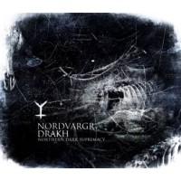 NORDVARGR / DRAKH – NORTHERN DARK SUPREMACY [LIMITED] DIGICD