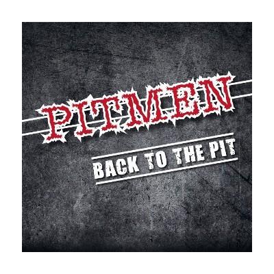 PITMEN - BACK TO THE PIT LP