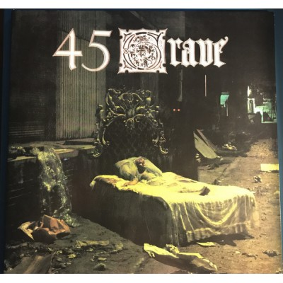 45 GRAVE - SLEEP IN SAFETY [LIMITED] LP