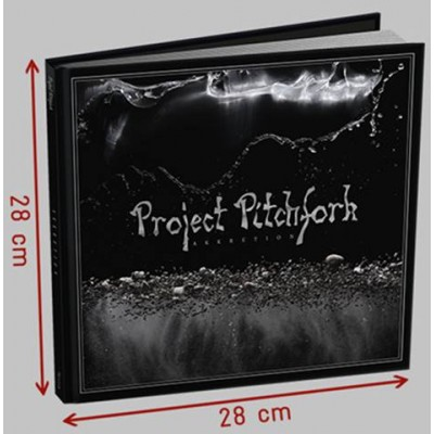 PROJECT PITCHFORK - AKKRETION DIGICD