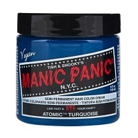 SEMI PERMANENT HAIR DYE - ATOMIC TURQUOISE