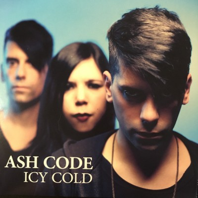 """ASH CODE - ICY COLD [LIMITED WHITE] 7"""""""