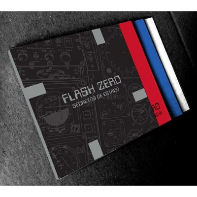 FLASH ZERO - SECRETOS DE ESTADO [LIMITED] 3CDBOX