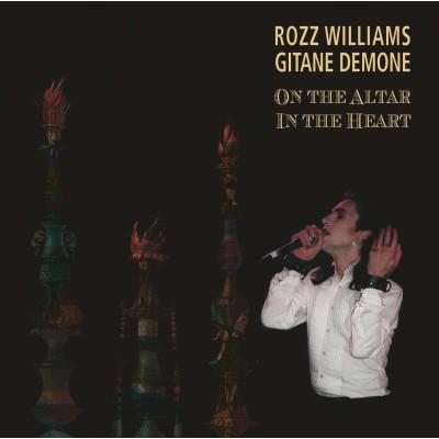 ROZZ WILLIAMS & GITANE DEMONE - ON THE ALTAR [LIMITED] LP